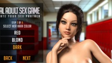 3D Fuck Dolls virtual reality porn game