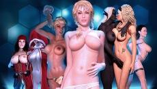 3DGirlz virtual reality porn game