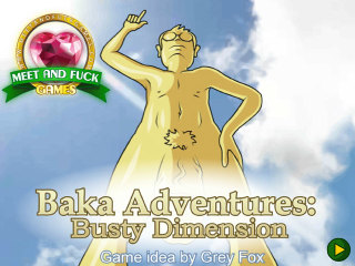 Meet and Fuck Android game Baka Adventures Busty Dimension