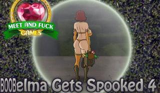 Boobelma Gets Spooked 4