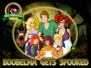 MeetNFuck for Android free game Boobelma Gets Spooked