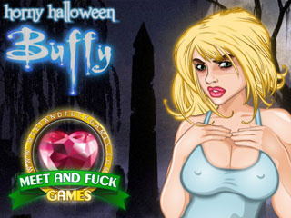 Meet and Fuck game mobile Buffy Horny Halloween
