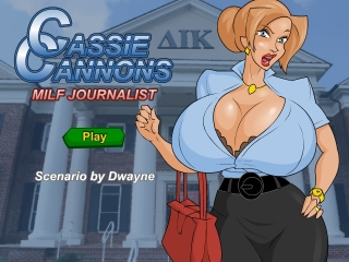 MeetAndFuck games Android Cassie Cannons MILF Journalist