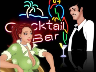 Meet and Fuck for mobile game Cocktail Bar