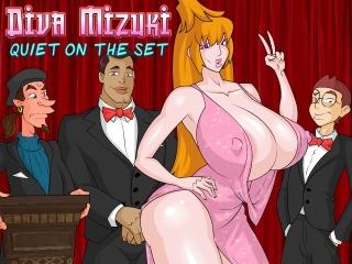 Meet N Fuck games Android Diva Mizuki Quiet On The Set