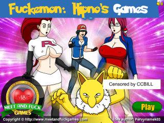 MeetAndFuck mobile free game Fuckemon Hipnos Games
