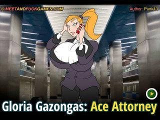MeetAndFuck games mobile Gloria Gazongas Ace Attorney