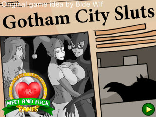 Meet N Fuck Android APK game Gotham City Sluts