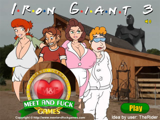 Meet and Fuck games for phone Iron Giant 3