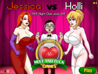 MeetAndFuck games mobile Jessica vs Holli