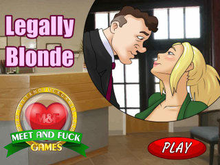 MeetAndFuck for Android game Legally Blonde