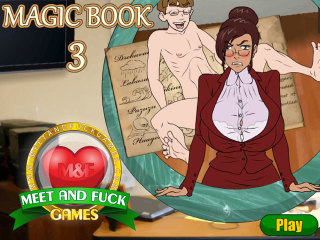 Meet N Fuck mobile online game Magic Book 3