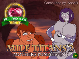 MeetAndFuck for Android game Milf Titans 2