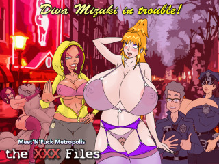 MeetNFuck games Android MNF Metropolis the XXX Files Episode 2