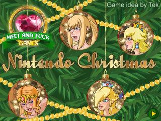 Meet N Fuck Android APK game Nintendo Christmas