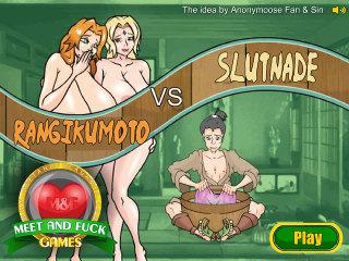 Meet and Fuck APK games Rangikumoto vs Slutnade