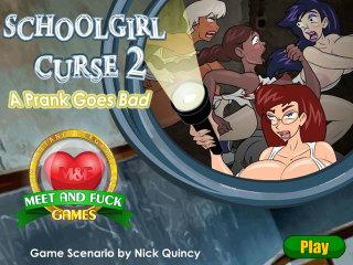 MeetNFuck games Android Schoolgirl Curse 2