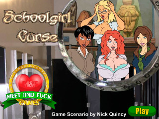 Meet and Fuck for mobile game Schoolgirl Curse