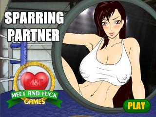 Meet N Fuck mobile game Sparring Partner