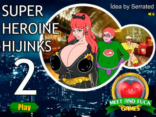 MeetNFuck Android APK online game Super Heroine Hijinks 2