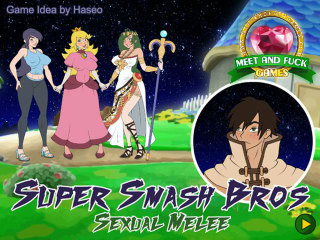 MeetNFuck games mobile Super Smash Bros Sexual Melee