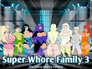 Meet N Fuck mobile games Super Whore Family 3