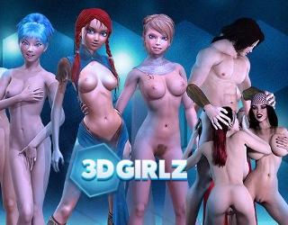 3dgirlz forever porn game