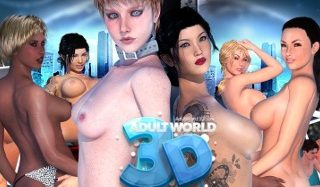 Adult World 3D free